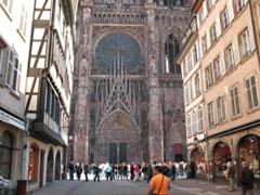 cathedrale strasbourg unesco