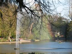 parc orangerie zoo strasbourg alsace vacances
