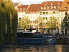 petite france centre strasbourg alsace vacances