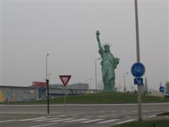 statue de la liberte bartholdi colmar alsace vacances